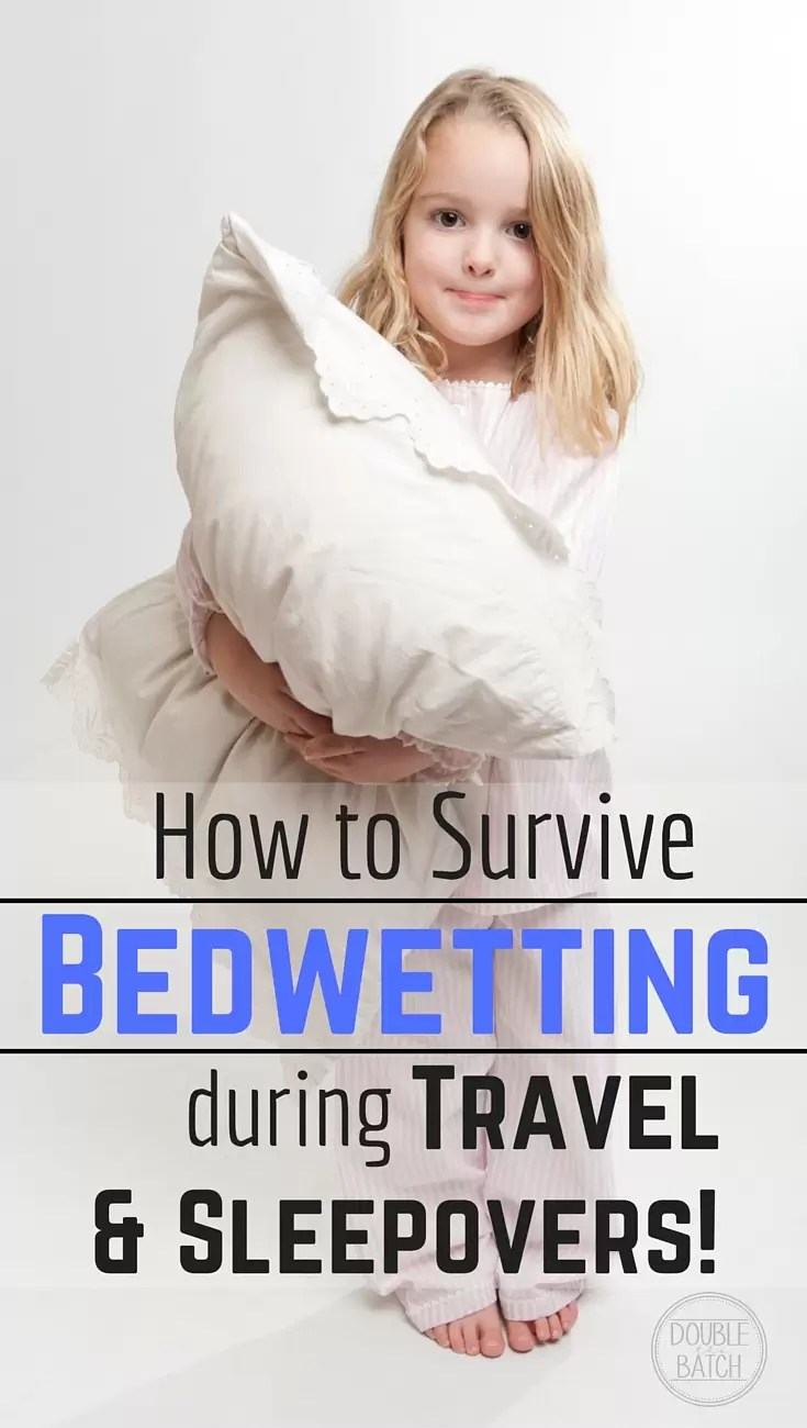 Great tips for suriving bedwetting when youre kids are away from home! #RestEasyTonight @GoodNites