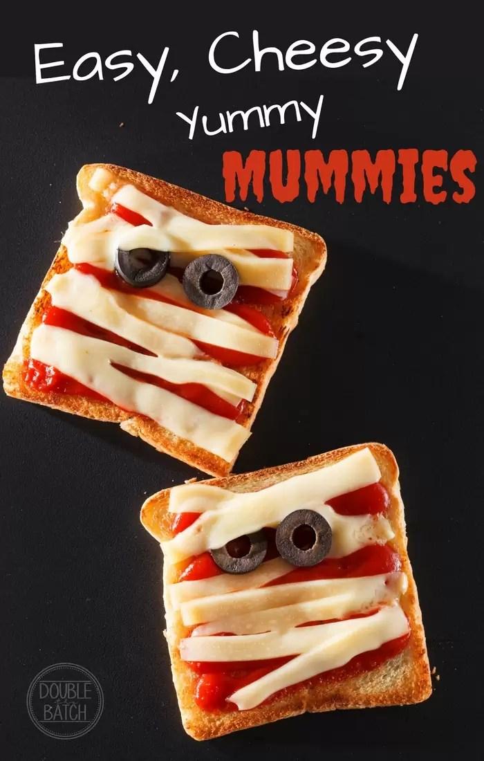 Quick easy Halloween dinner or snack!