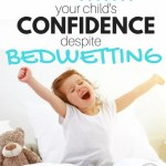 Boosting My Children's Confidence Despite Bedwetting