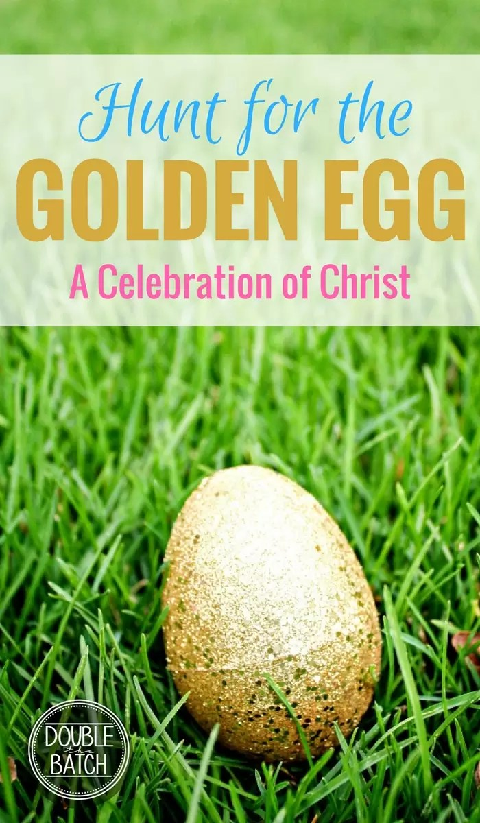 Hunt For The Golden Egg Easter Games For The Kids