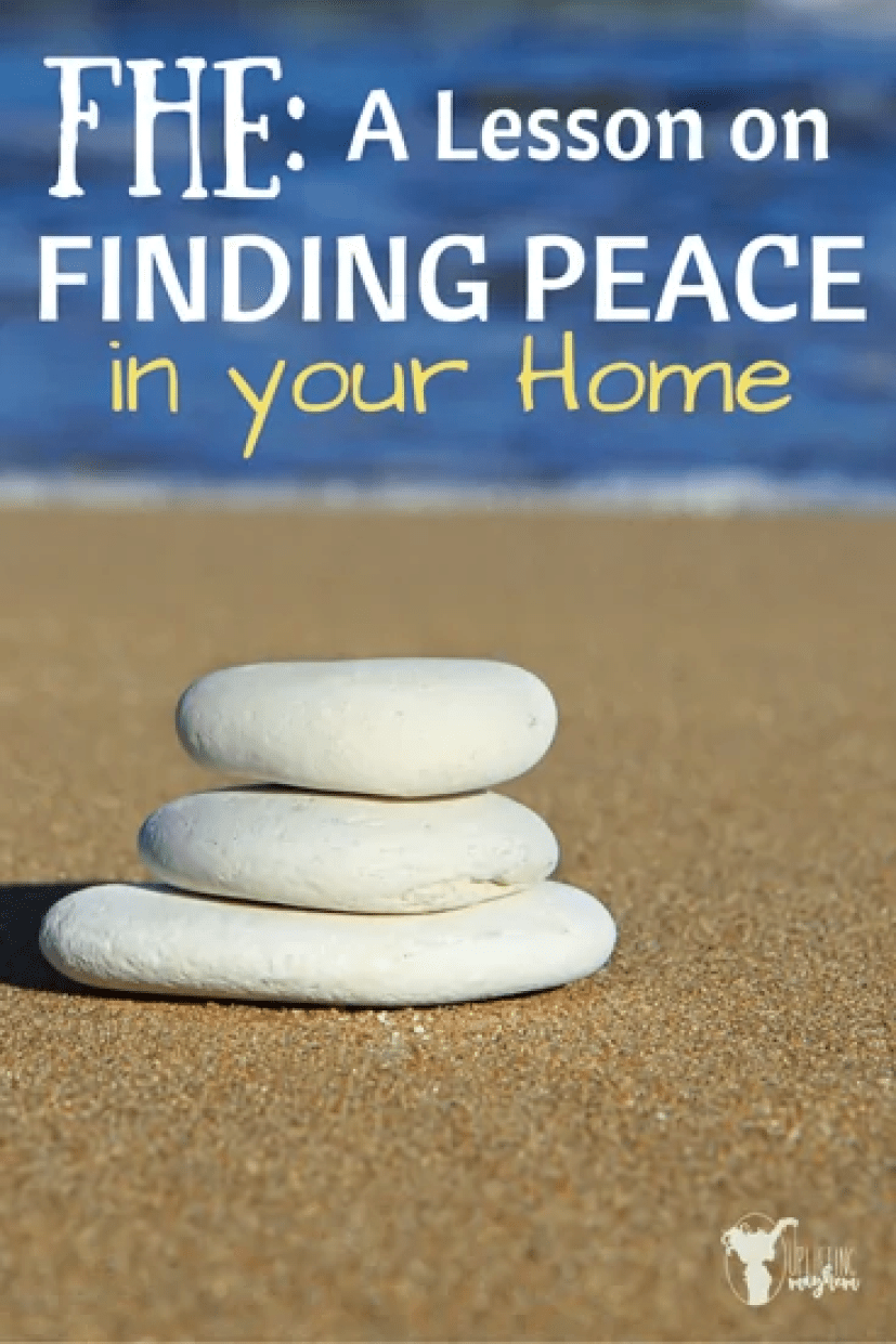 FHE- Finding Peace in your Home