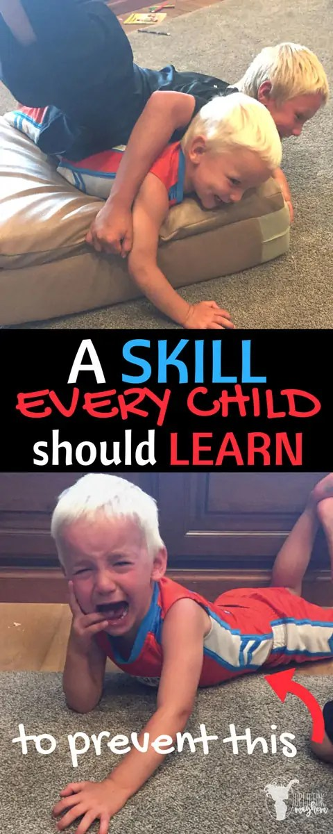 A skill every child needs to learn