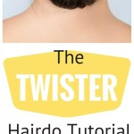 Simple Hairstyles for School: The Twister
