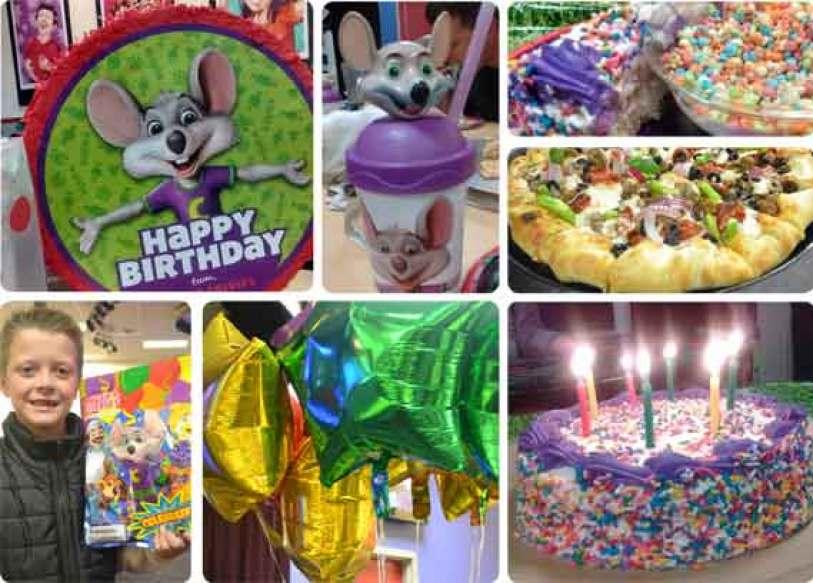 birthday stuff