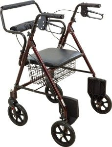 walker roller chair best feeding for infants rollator walkers with a seat your mobility and freedom transport