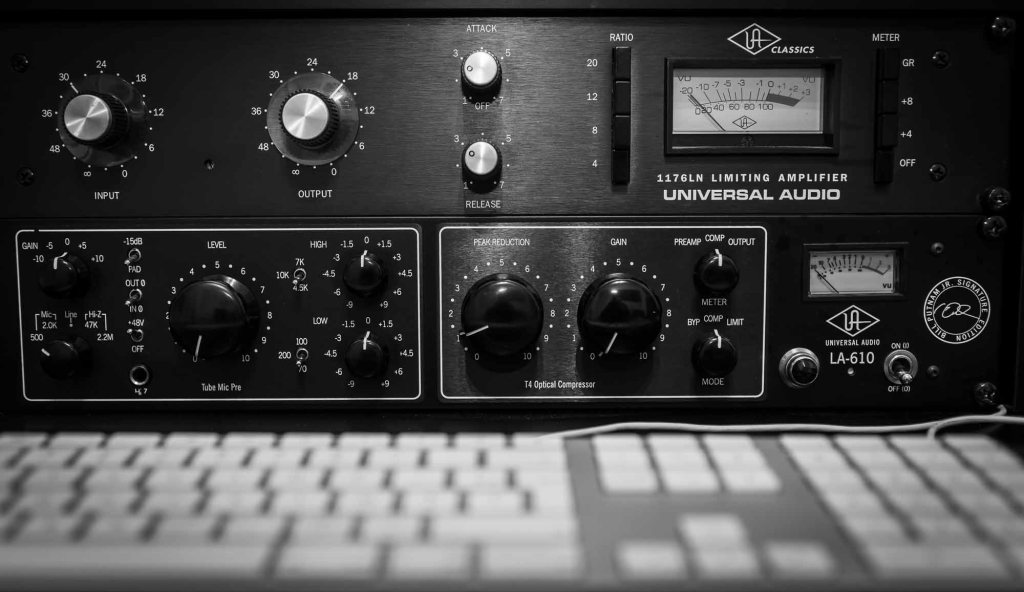 Préampli Universal Audio