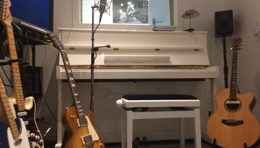 Neumann U87 studio d'enregistrement