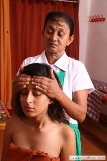 Ayurveda-wedagedara spa massage