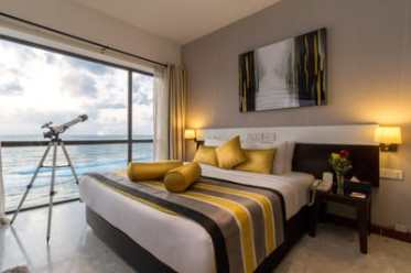 The ocean colombo hotal room
