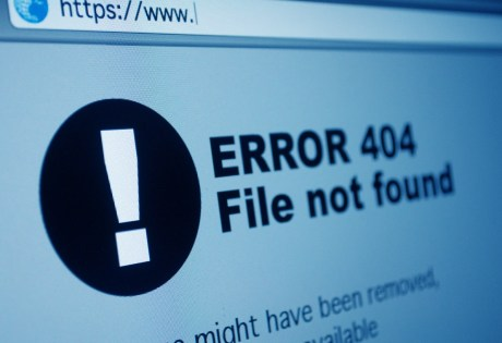 Troubling With 404 Error?