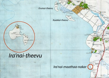 What Is The Hidden Secret In Iranaitheevu Island?