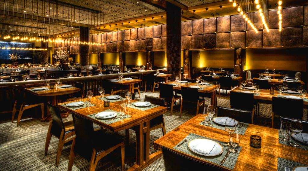 Tom Colicchio's Craftsteak Main Dining Room