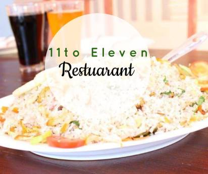 Eleven to Eleven Pizza & Chinese Family Restaurant
