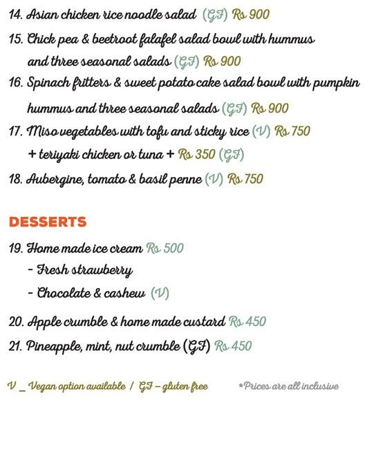 milk-honey-cafe-menu-list