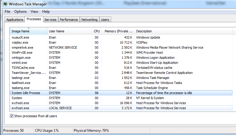 System idle process uses alot of CPU - Windows 7 Help Forums