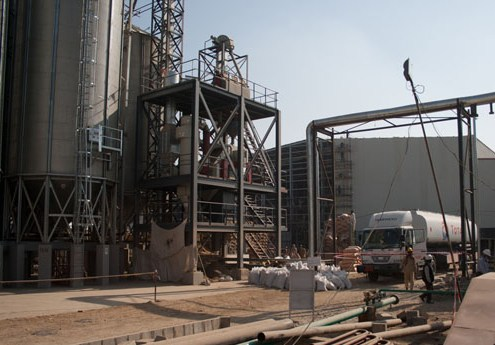 Engro Biomass CDM Project Boiler