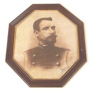 Retrato de José María Martínez