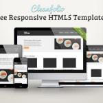 Cleanfolio: Download grátis de Template Responsivo em HTML5