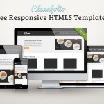 free responsive html5 template2 150x150 - Top 15 melhores editores WYSIWYG HTML