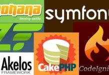 Top 10 PHP Frameworks para Desenvolvedores