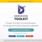 dimension toolkit 150x150 - SASS e Compass - Diferenças entre mixins @include e @extends