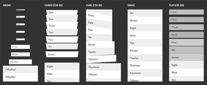 8 – stroll.js - Os 15 melhores Plugins jQuery para criar efeito Scroll Animado com CSS