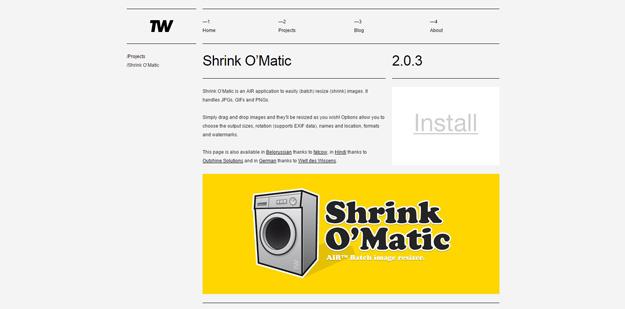 6 shrink o matic - 12 ferramentas para você compactar suas imagens e reduzir o tamanho em até 80%