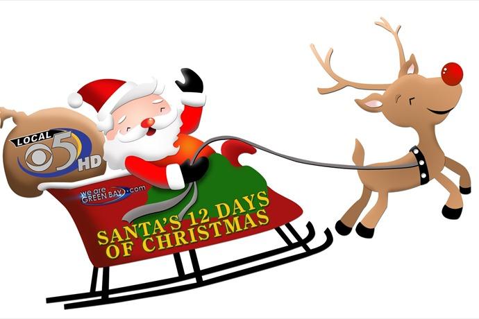 Santas 12 Days of Christmas_-6537970082340582619