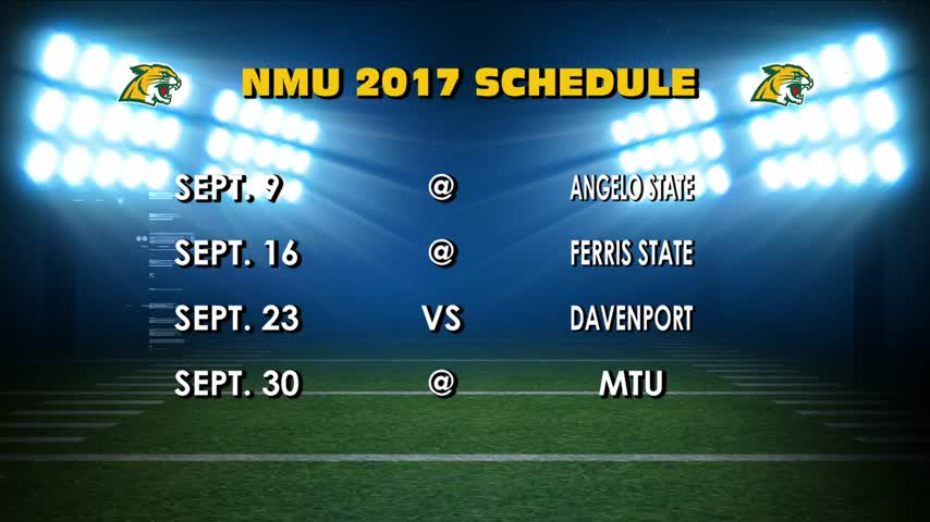 NMU Football releases 10-game 2017 schedule_68753774