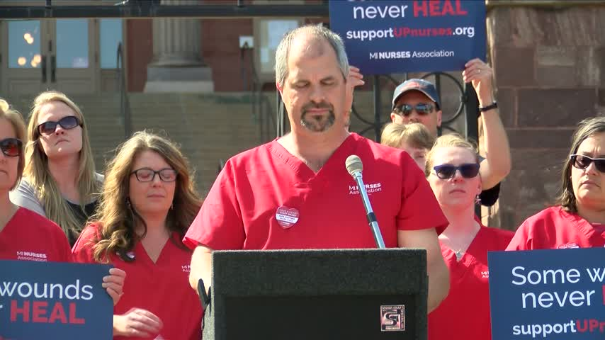 UPHS-Marquette nurses ask for an investigation_77157159