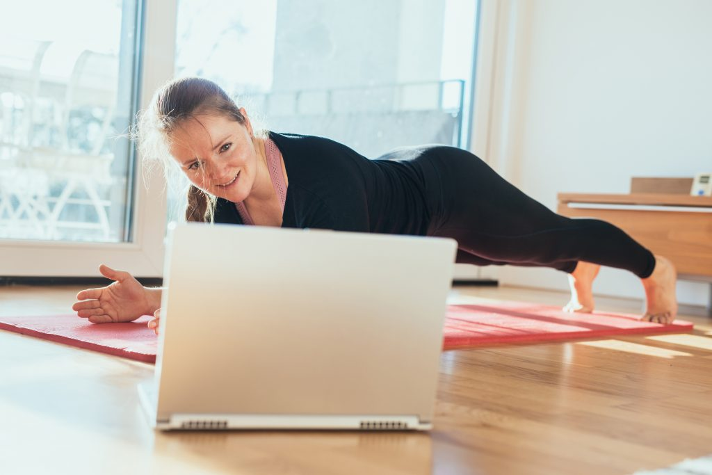 How To Build A Home Workout Plan Without Equipment Upmc Myhealth Matters