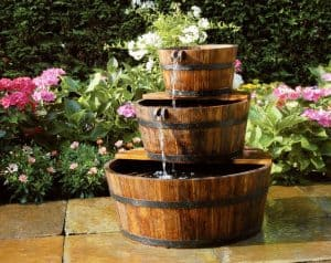 fontaine de jardin quel modele