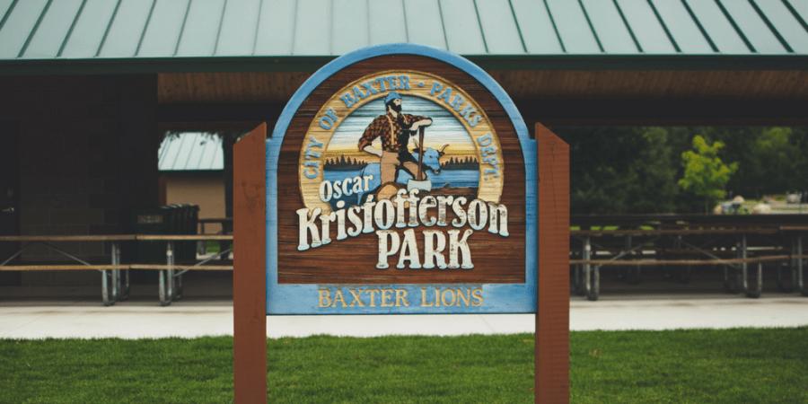 Oscar Kristofferson Park | Baxter, MN