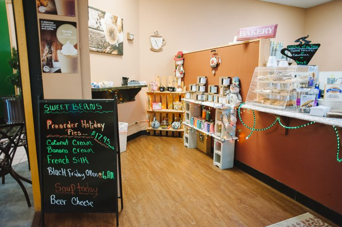 Sweet Beans Coffee Company | A Unique Spot in the Brainerd Westgate Mall, Brainerd, MN