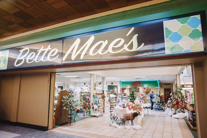 Bette Mae's   A Unique Spot in the Brainerd Westgate Mall, Brainerd, MN   Bette Mae's Westgate Mall