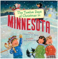 The Ultimate Minnesota Kids Books Gift Guide | Up North Parent