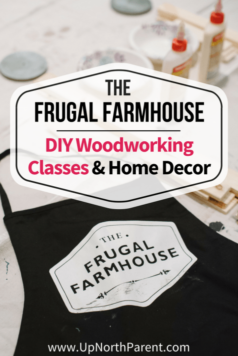 The Frugal Farmhouse | DIY Woodworking Classes & Home Decor