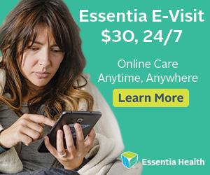 Essentia Health E-Visit | Brainerd, Minnesota | Baxter, MN