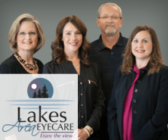 Lakes Area Eyecare | Brainerd Eye Doctor, Eyeglasses Specialists, Brainerd Optometry