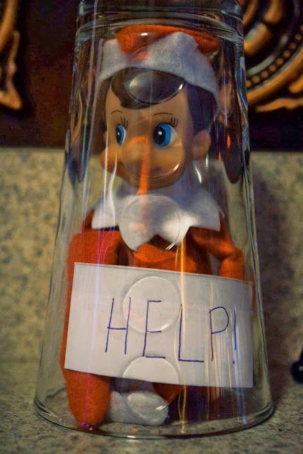 Elf on a Shelf Holiday Tradition