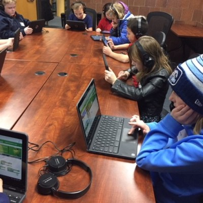 STEAM Programming at the Brainerd Public Library