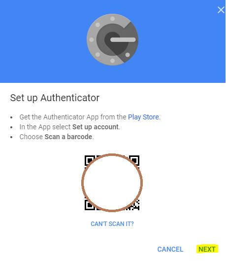 Scan Bar Code