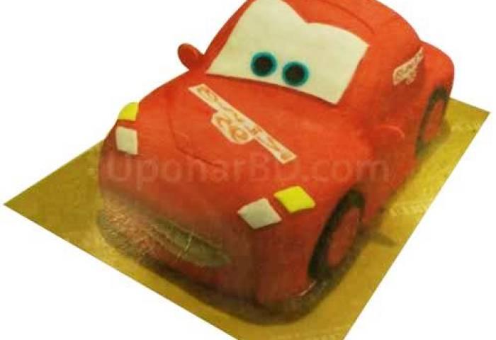 Buy And Send Cartoon Cake Online In Bangladesh Car Design Cake