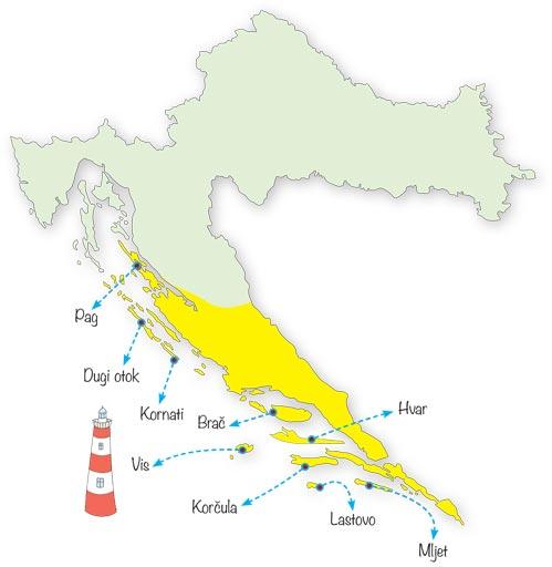 Dalmatinski otoci