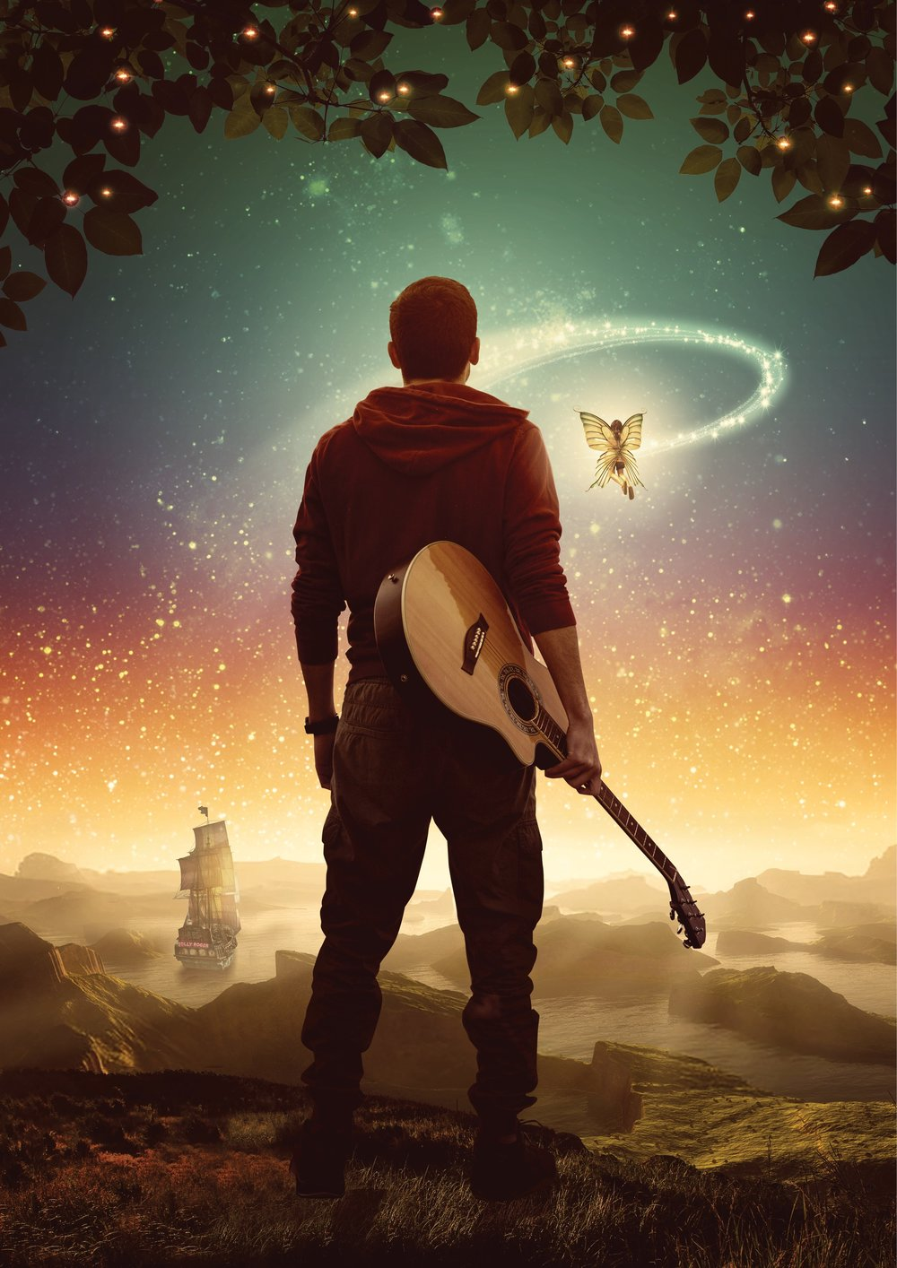 The Lost Boy Peter Pan to play at the Pleasance Theatre