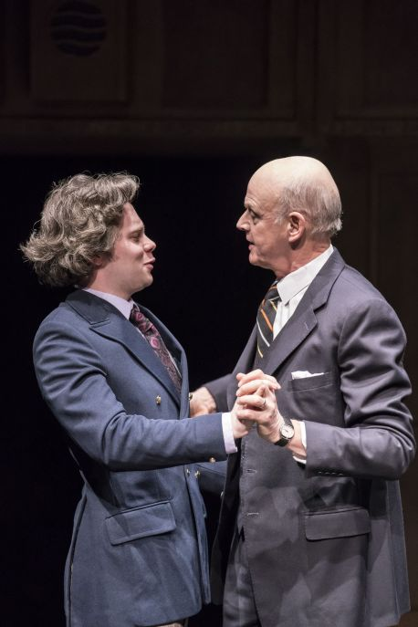 Harry Kershaw and William Chubb_This House_credit Johan Persson