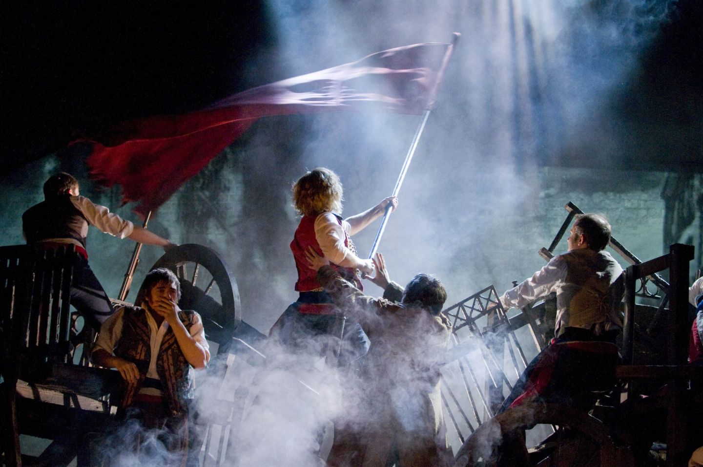 Les Miserables to tour the UK from November 2018