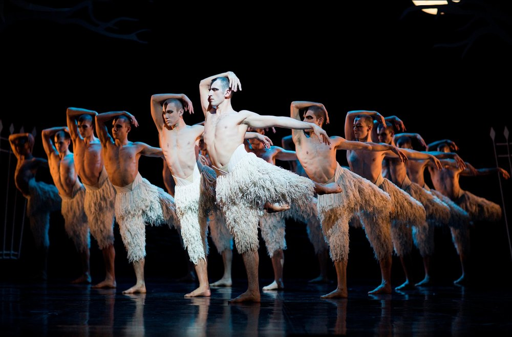 Dates announced for Matthew Bourne's Swan Lake