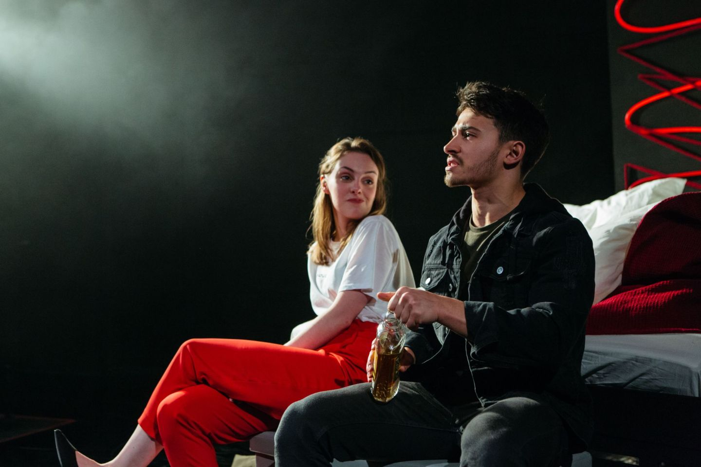 Review: ★★★ Love Me Now, Tristan Bates Theatre