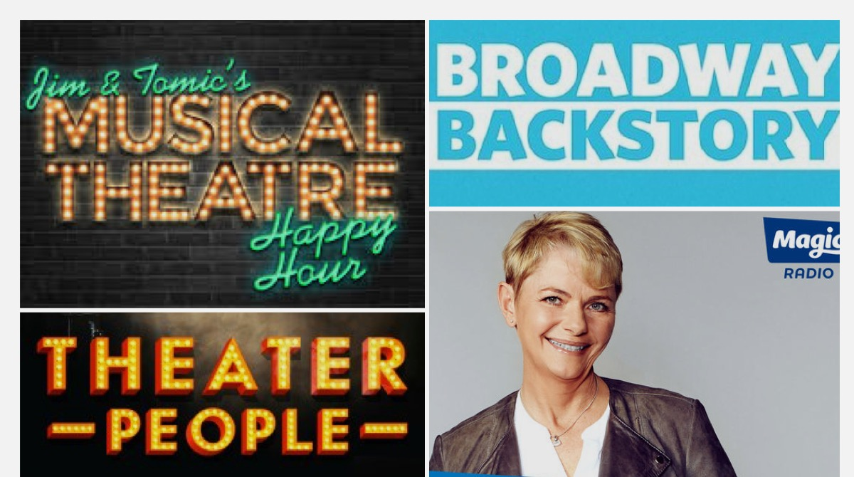 6 Podcasts you need to listen to if you like Theatre